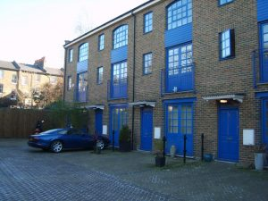 Hatcham Park Mews, New Cross, SE14