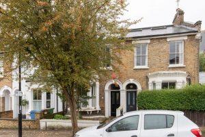 Danby St, Peckham Rye, London SE15
